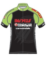 InCycle - Predator Components Cycling Team 2014 shirt