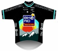 Bike Aid - Ride for Help 2014 shirt
