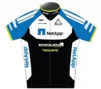 Team NetAPP - Endura 2014 shirt