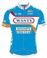 Wanty - Groupe Gobert 2014 shirt