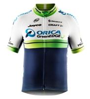 Orica - GreenEdge 2014 shirt