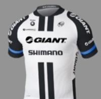 Team Giant - Shimano 2014 shirt
