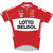 Lotto Belisol 2014 shirt