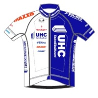 UnitedHealthcare Professional Cycling Team 2014 shirt