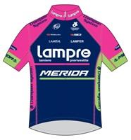 Lampre - Merida 2014 shirt