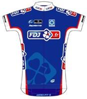 FDJ.fr 2014 shirt