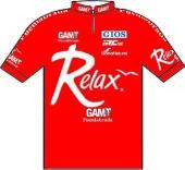 Relax - Gam 2006 shirt