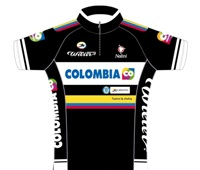 Colombia 2014 shirt