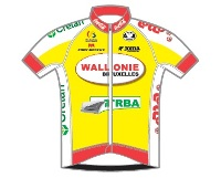 Wallonie Bruxelles 2014 shirt
