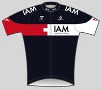 IAM Cycling 2014 shirt