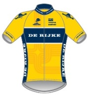 Cyclingteam de Rijke 2014 shirt