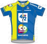 4-72 - Colombia 2014 shirt