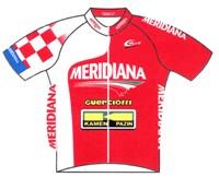Meridiana - Kamen Team 2014 shirt