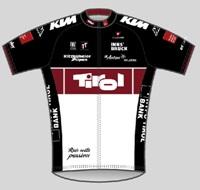 Tirol Cycling Team 2014 shirt