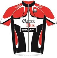 Team Oster Hus - Ridley 2014 shirt