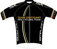 Team Stuttgart 2014 shirt