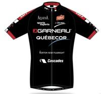 Garneau - Quebecor 2014 shirt