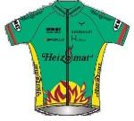 Team Heizomat 2014 shirt
