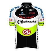 Bauknecht - Author 2014 shirt