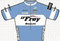 Froy - Bianchi 2014 shirt