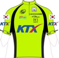 Korail Cycling Team 2014 shirt