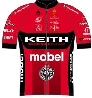 Keith Mobel - Partizan 2014 shirt