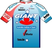 Giant - A.I.S. 1996 shirt