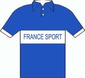 France Sport - Dunlop 1938 shirt