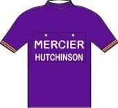 Mercier - Hutchinson 1938 shirt