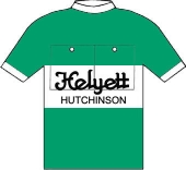 Helyett - Hutchinson 1938 shirt
