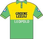 Groene Leeuw - Leopold 1958 shirt