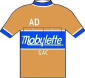 Mobylette - GAC 1958 shirt