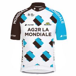 Ag2r La Mondiale 2017 shirt