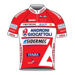 Androni Giocattoli 2017 shirt