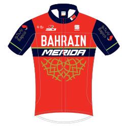 Bahrain - Merida 2017 shirt