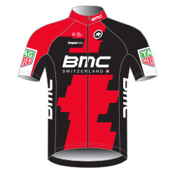BMC Racing Team 2017 shirt