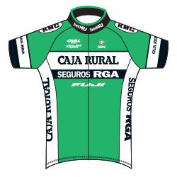 Caja Rural - Seguros RGA 2017 shirt