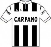 Carpano 1958 shirt