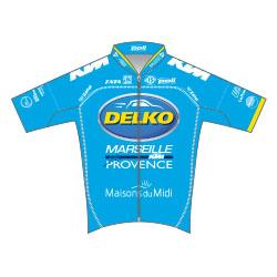 Delko Marseille Provence KTM 2017 shirt