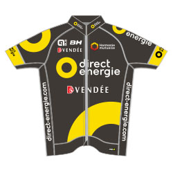 Direct Energie 2017 shirt