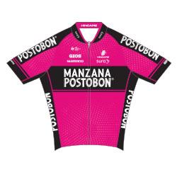 Manzana Postobon Team 2017 shirt