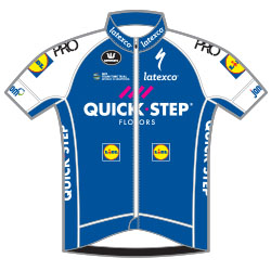 Quick Step Floors 2017 shirt