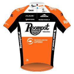 Roompot - Nederlandse Loterij 2017 shirt