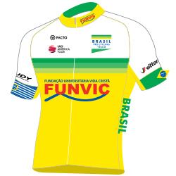 Soul Brasil Pro Cycling Team 2017 shirt