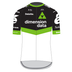 Team Dimension Data 2017 shirt