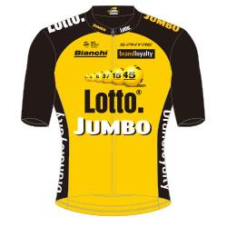 Team Lotto NL - Jumbo 2017 shirt