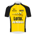 Team Lotto NL - Jumbo 2017 shirt