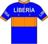 Libéria - Hutchinson 1958 shirt