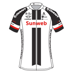 Team Sunweb 2017 shirt