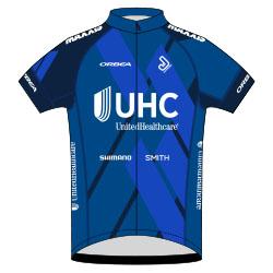 UnitedHealthcare Professional Cycling Team 2017 shirt